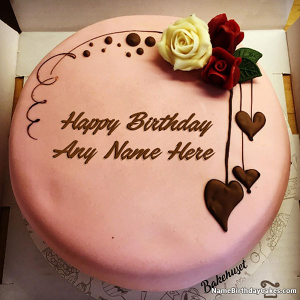 happy birthday cake images with name fa540