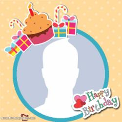 Best Birthday Photo Frame Collage (Free)