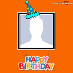 Create Special Bday Photo Frame Within Minute