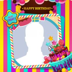 Free Download Happy Birthday Photo Frames