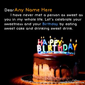 Best Quote Of Happy Birthday Wish For Friends With Name