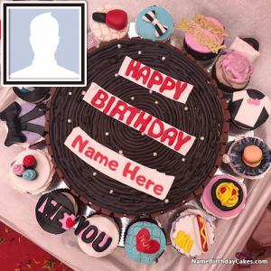 Create Special Bday Cake Images With Name