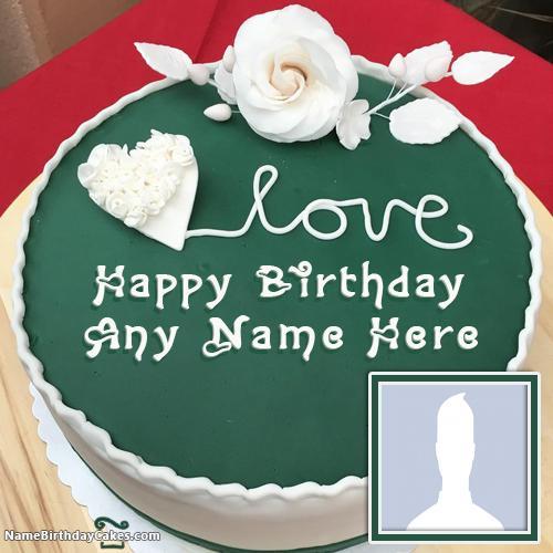 Amazing Ice Cream Cake For Friends Birthday Wish