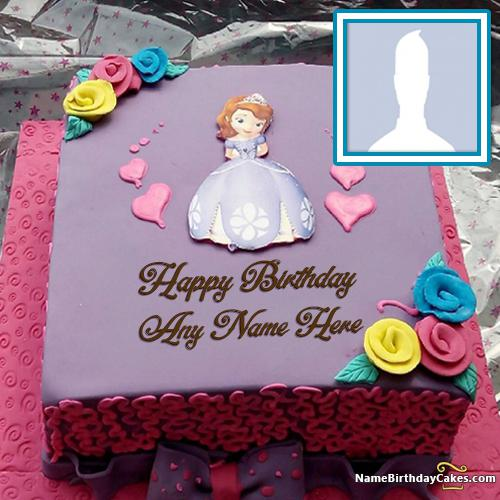 Awesome Fairy Cakes For Girls Birthday Wishes