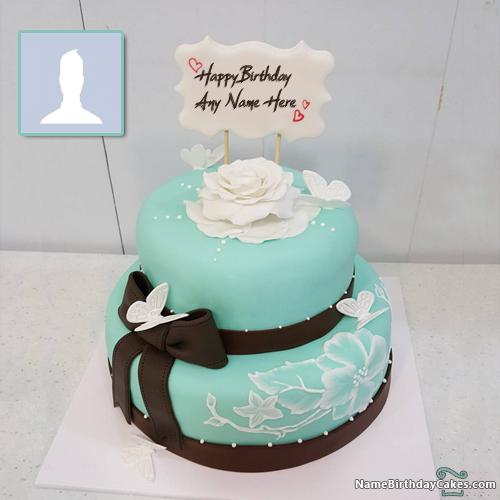 Beautiful Girls Birthday Cake Images With Name & Photo