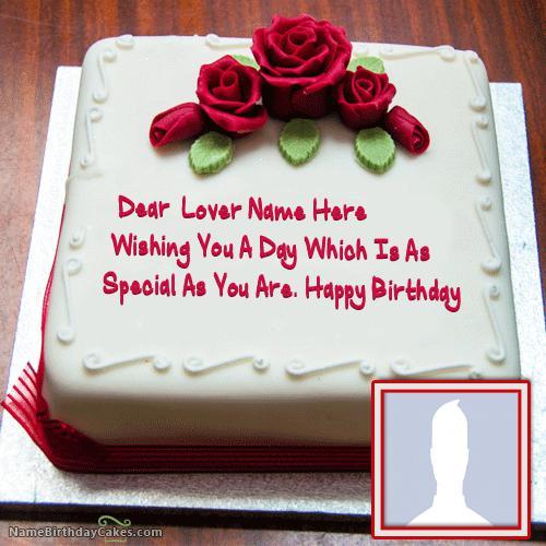 Best Birthday Cake For Lover