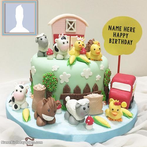 Best Cartoons Kids Birthday Cakes