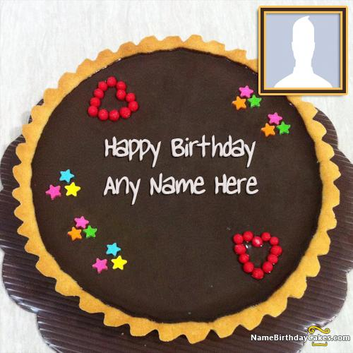 Best Latest Chocolate Cakes For Happy Birthday Wish With Name