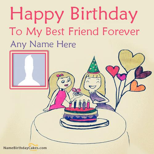 Birthday Wish For Best Friend