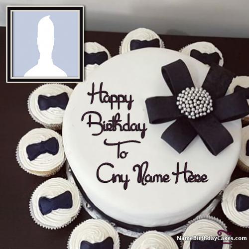 Decorated Fondant Cakes For Birthday Wish
