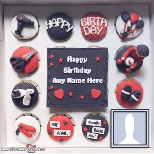 Decorated Kids Birthday Cakes