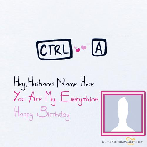 Funny Birthday Card for Husband