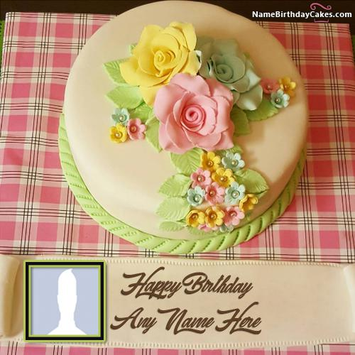 Happy Birthday Wishes For Husband On Cake