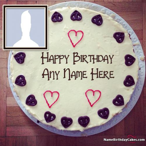 Special Handmade Happy Birthday Cake For Best Friends