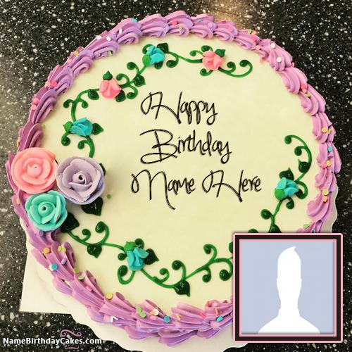 Special Happy Birthday Cake Images With Name & Photo