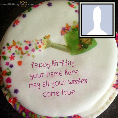 Wish Birthday Cake