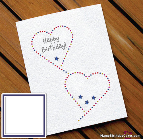 Create Birthday Card With Name