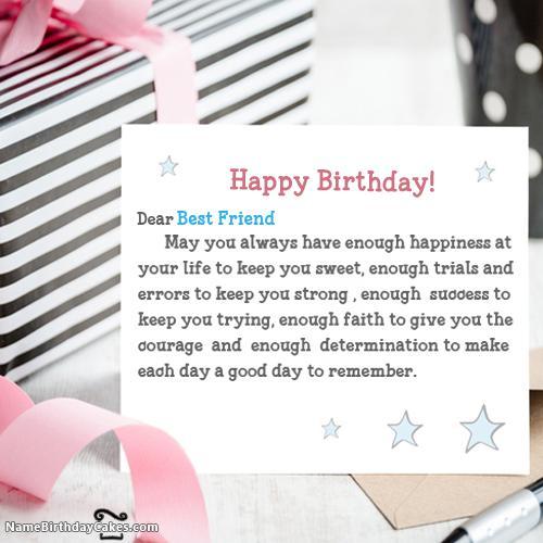Friend Birthday Ecards 3 - Download & Share