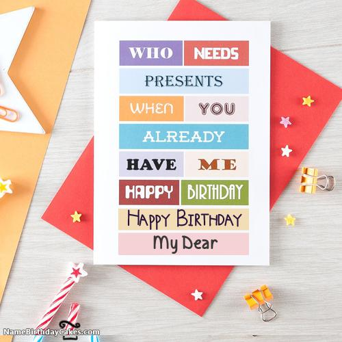Funny Birthday Ecards 1 - Download & Share