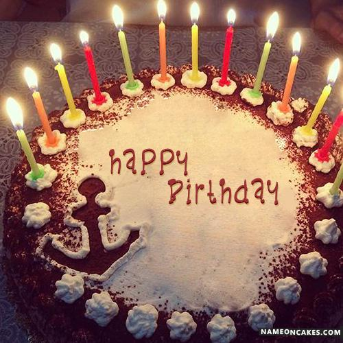 Candles Cakes Images Free Download