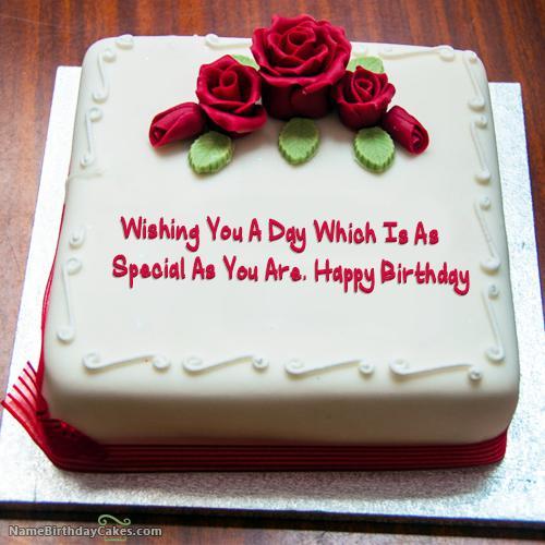 Free Happy Birthday Cake Images