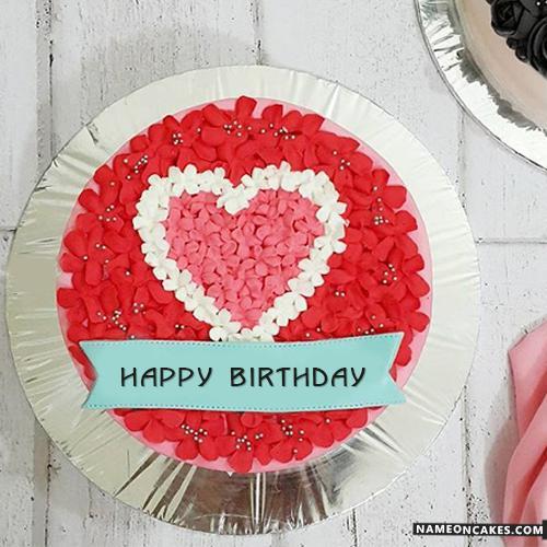 Birthday Cake Pictures Romantic : Free Happy Birthday Cake Images