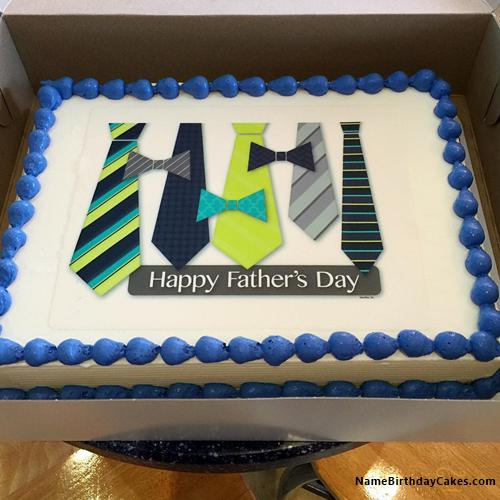 Best Free Happy Fathers Day Cake 2017
