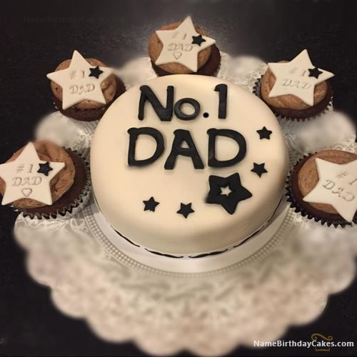 Happy Fathers Day Cake Designs