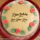 Amazing Banana Cake For Girls Birthday Wish