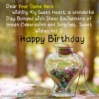 Amazing Birthday Wishes Jar