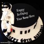 Amazing Men 60th Birthday Cake