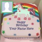 Best Ever Unicorn Cake For Happy Birthday Wishes