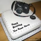 Birthday Cake For Photographer