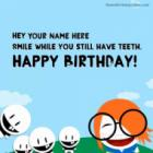Crazy Funny Birthday Wishes