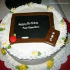 Happy Birthday Cake For Teacher