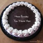 Fantastic Chocolate Icecream Birthday Cake