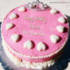 Princess Birthday Cake For Girls