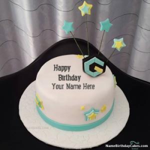 Amazing Boys Birthday Cakes With Name