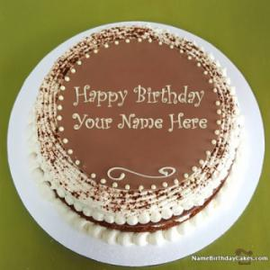 Best Vanilla Cake For Your Best Friend Birthday Wish With Name