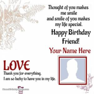 Romantic Birthday Wishes For Boyfriend With Name