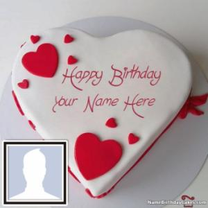 Wish Happy Birthday With Name And Photo