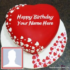 99 Romantic Birthday Images For Lover With Name Photo