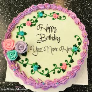Special Happy Birthday Cake Images With Name