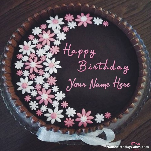 Birthday Cake Images With Name Khushbu : Pin Cake Hd Wallpapers Tags Women Description Girls Cake ...
