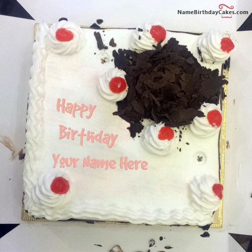 Best Birthday Cake For Friend With Name