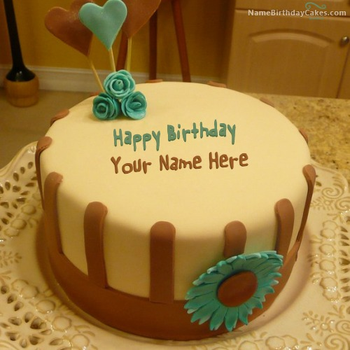 Images Of Birthday Cakes For Little Sister : Happy Birthday Cakes for Sister with Name