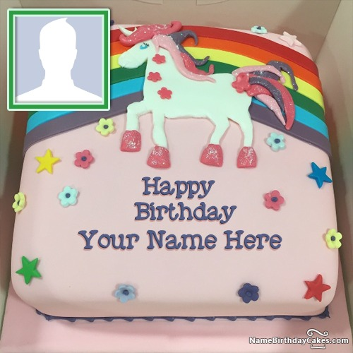 Best Ever Unicorn Cake For Happy Birthday Wishes