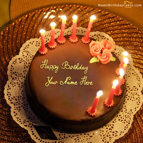 Admirable Write Name On Birthday Cake For Husband Funny Birthday Cards Online Fluifree Goldxyz
