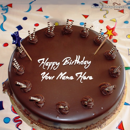 Birthday Special Amazing Cakes With Name & Photo