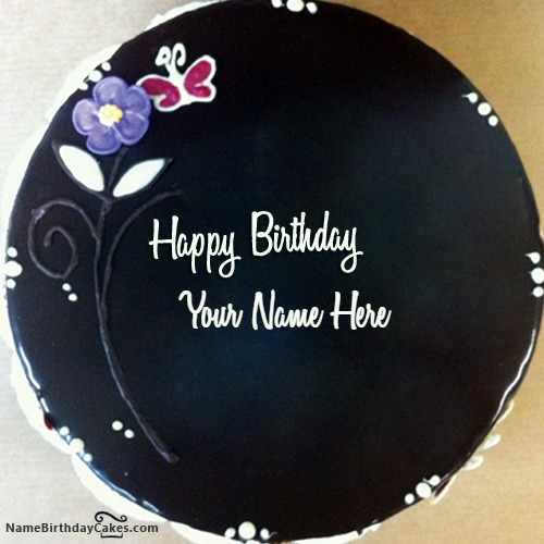 Birthday Cake Ideas For My Husband : Romantic Birthday Cakes for Husband With Name & Photo ...